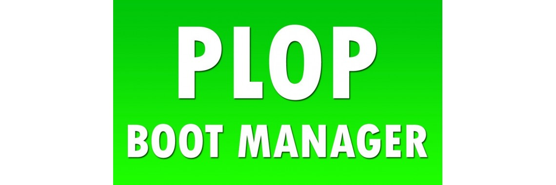 Plop Boot Manager